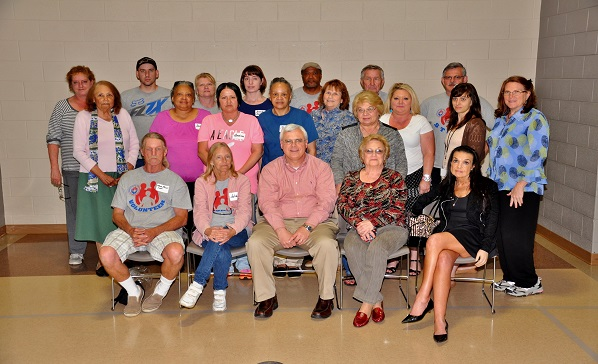 Blount County Community Action Agency's 2015 Staff